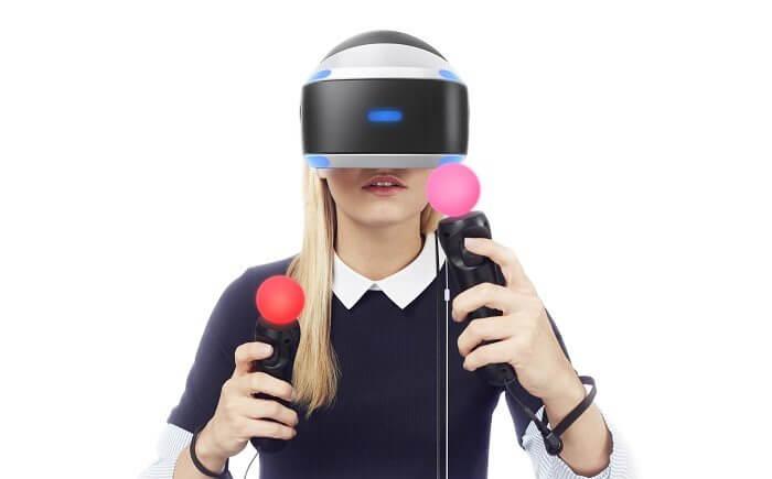 PlayStation VR: especificações medianas, mas com um ecossistema poderosíssimo.