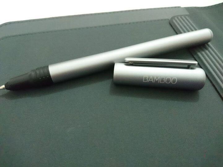 caneta Review Wacom Bamboo Spark 720x540 - Review: Wacom Bamboo Spark; escreva no papel, salve no smartphone