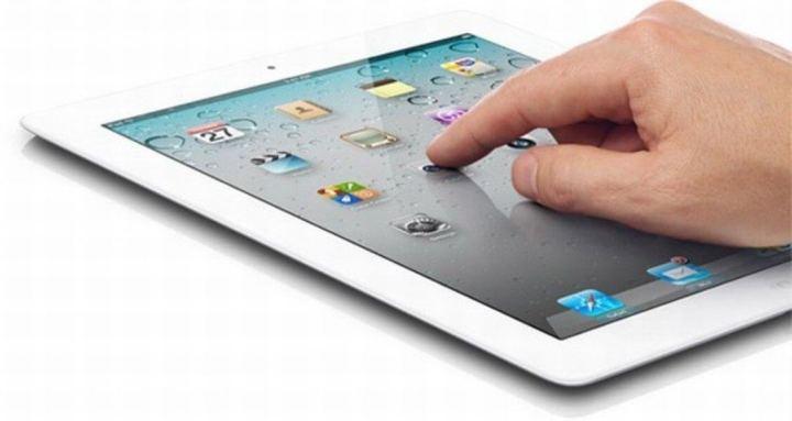 ipad2 2 720x383 - Próximo iPad pode ser o primeiro a remover o Home Button