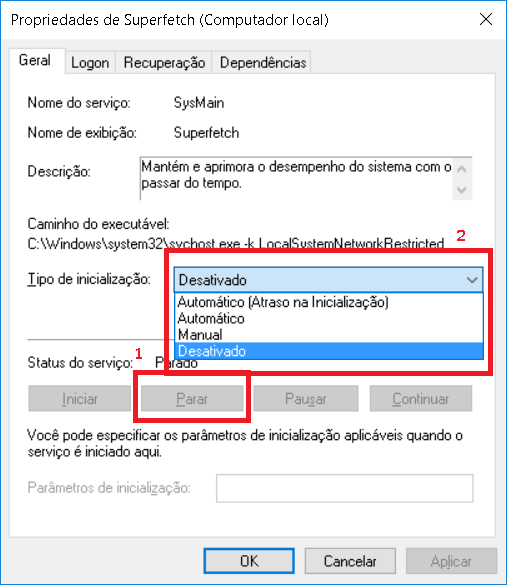 Tutorial: Disco a 100% no Windows 10? Veja como resolver 4