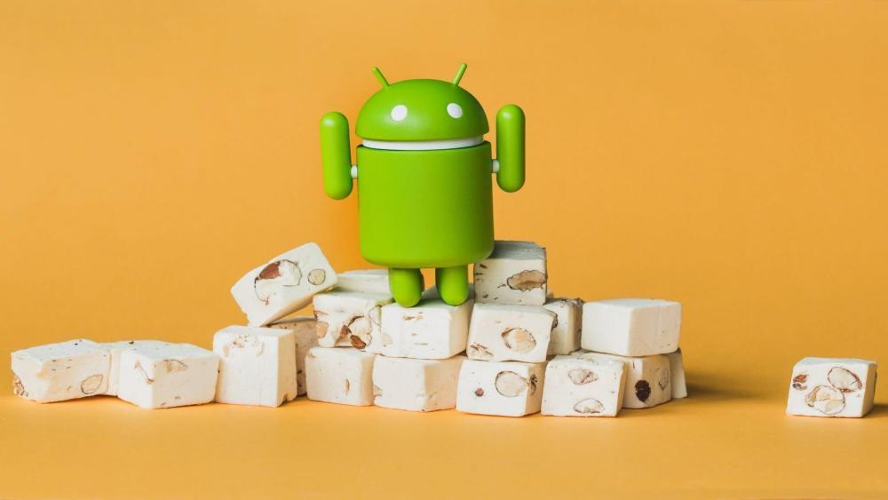 AndroidPIT Android N Nougat 2480 - Samsung pode estar dando adeus ao TouchWiz