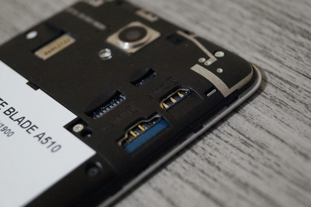 Review: ZTE Blade A510 15