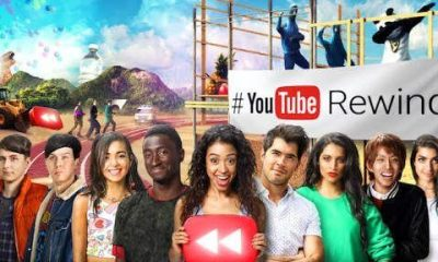 Retrospectiva: Assista o Youtube Rewind 2016
