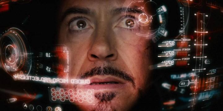 Jarvis é a voz no capacete do Homem de Ferro
