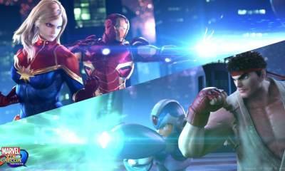 Marvel vs. Capcom: Infinite versus
