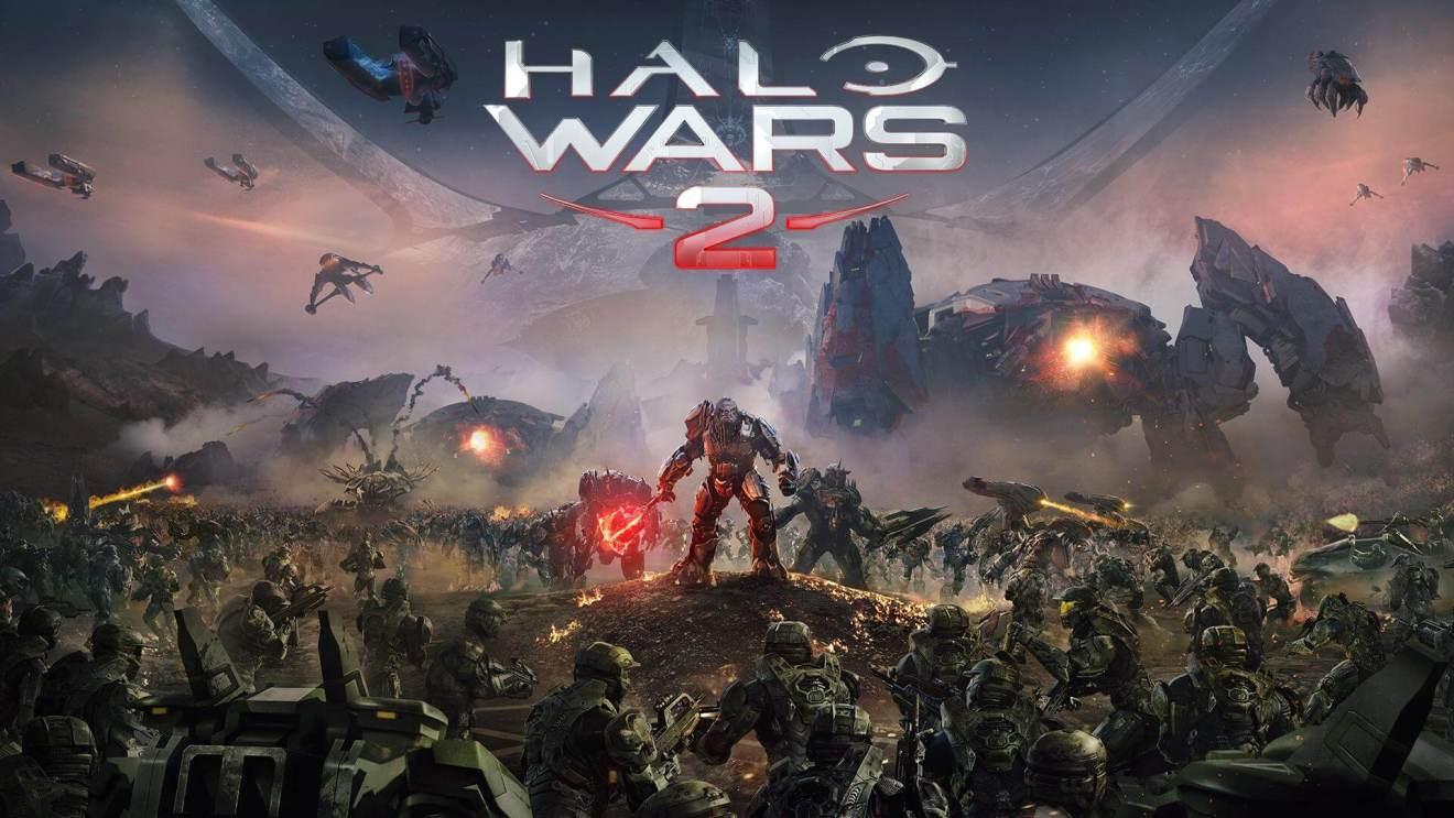 halo wars 2 armies - 25 games mais aguardados em 2017