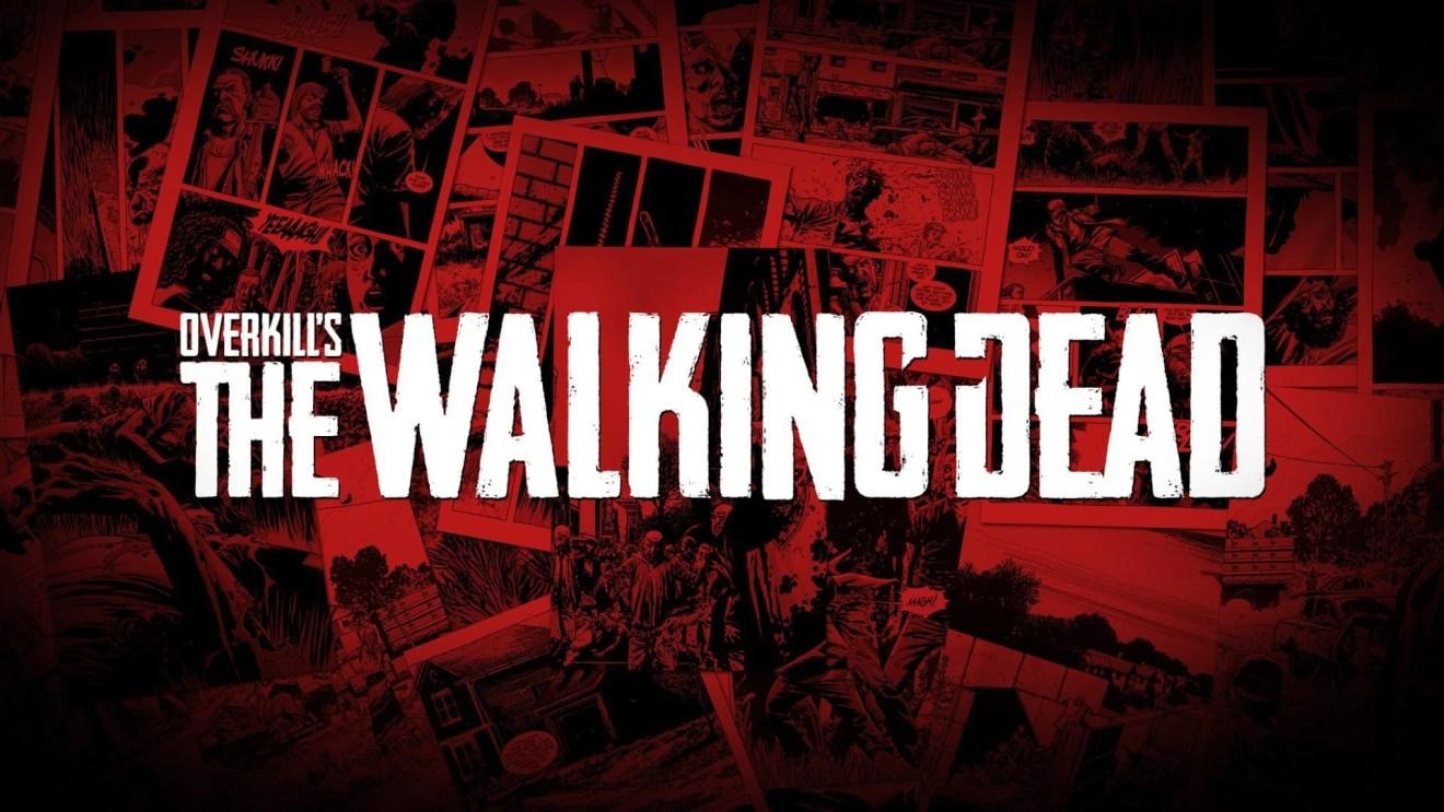 overkills the walking dead twd - 25 games mais aguardados em 2017
