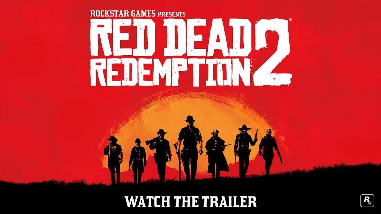 read dead rendemption - 25 games mais aguardados em 2017