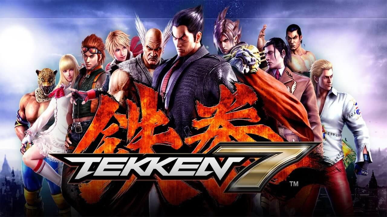 tekken7 - 25 games mais aguardados em 2017