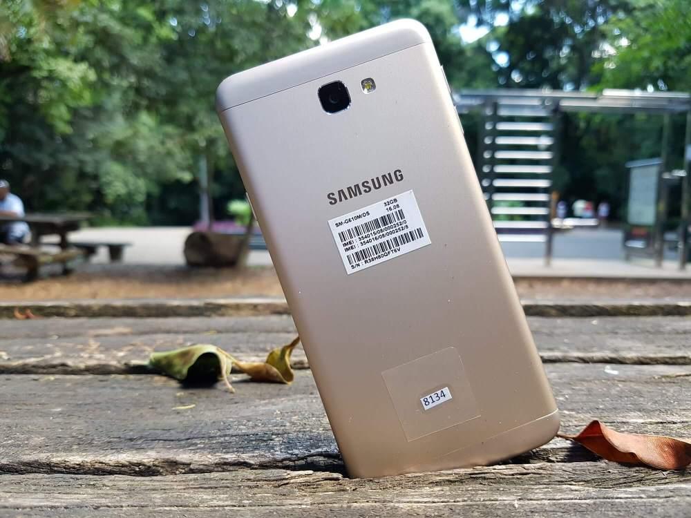 20161226 151408 - Review: Galaxy J7 Prime, um intermediário com cara premium