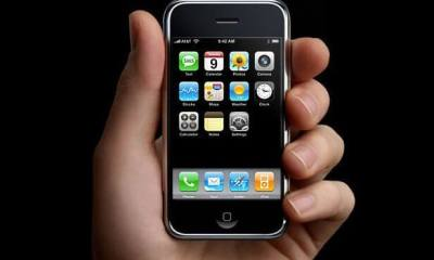 Feliz aniversário! Primeiro iPhone completa dez anos