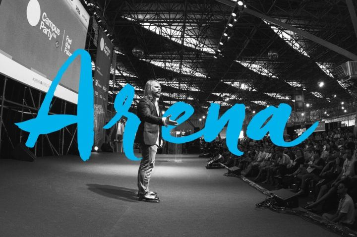 Arena Campus Party 2017 720x478 - Especial: Você sabe como funciona a Campus Party?