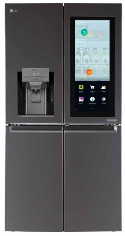 Geladeira LG Smart InstaView com Alexa