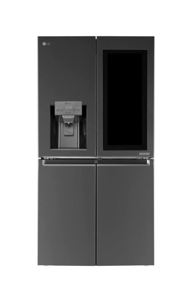 LG Smart Instaview 667x1000 - LG lança geladeira que deixa você espiar o que tem dentro pelo smartphone