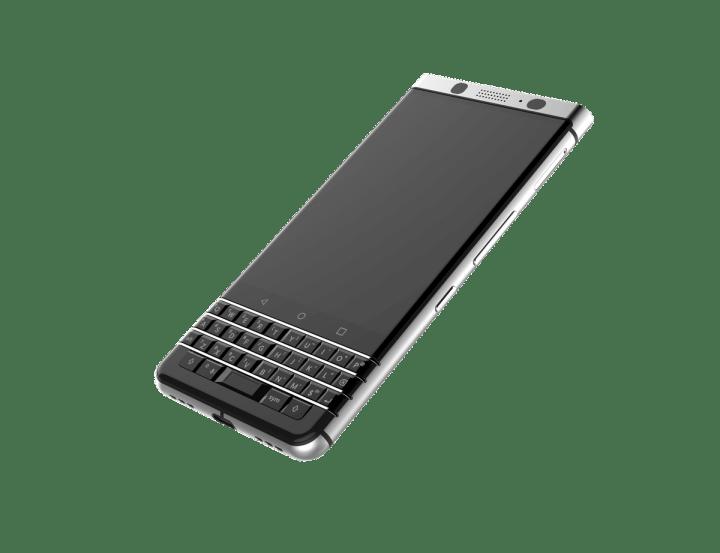 New Blackberry front view 720x553 - CES 2017: Saudade? BlackBerry anuncia smartphone com teclado físico