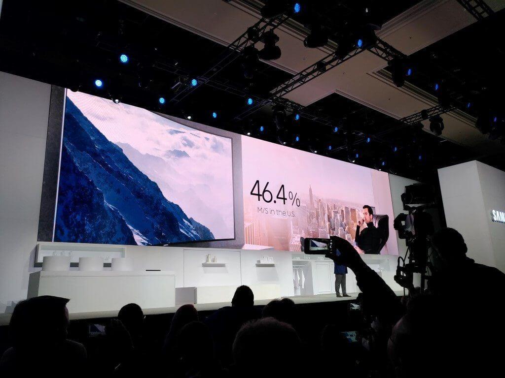 Samsung anuncia seu portfólio de produtos na CES 2017 9