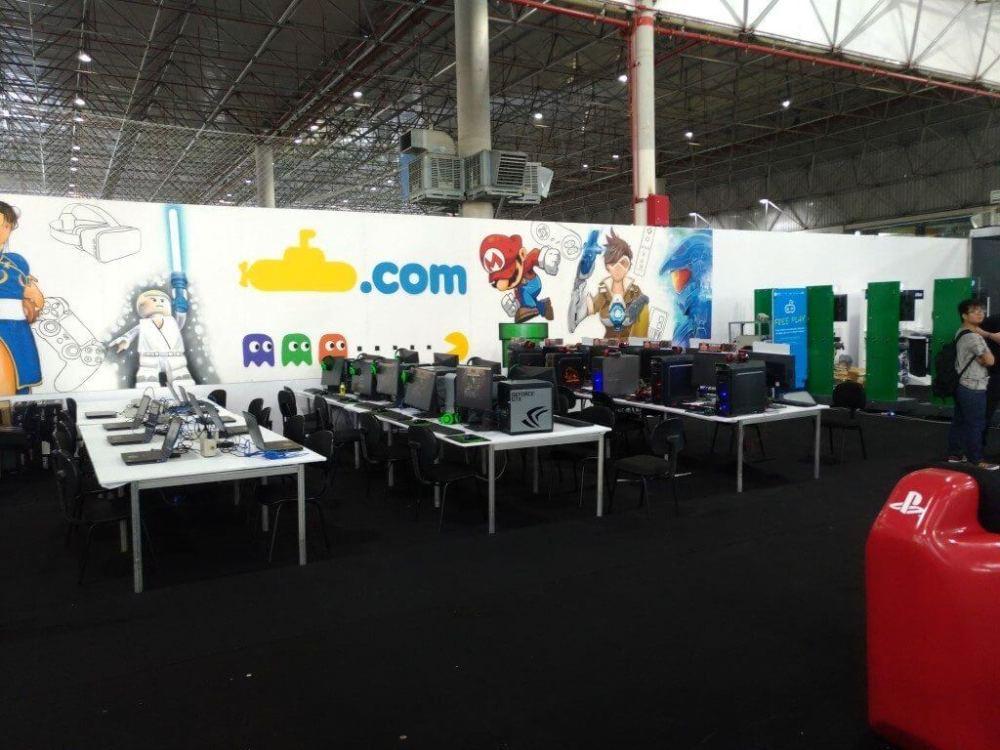 P 20170131 113607 vHDR Auto Medium - Começa hoje (31/01) a décima edição da Campus Party Brasil