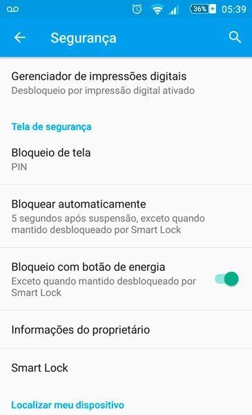 Segurança Android - Essas são as primeiras coisas a fazer com seu novo Android