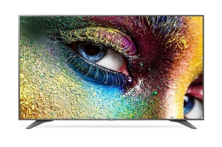 """TV LG UHD 75 pol 720x475 - LG faz bonito com """"Wallpaper TV"""" e recebe mais de 90 prêmios na CES 2017"""