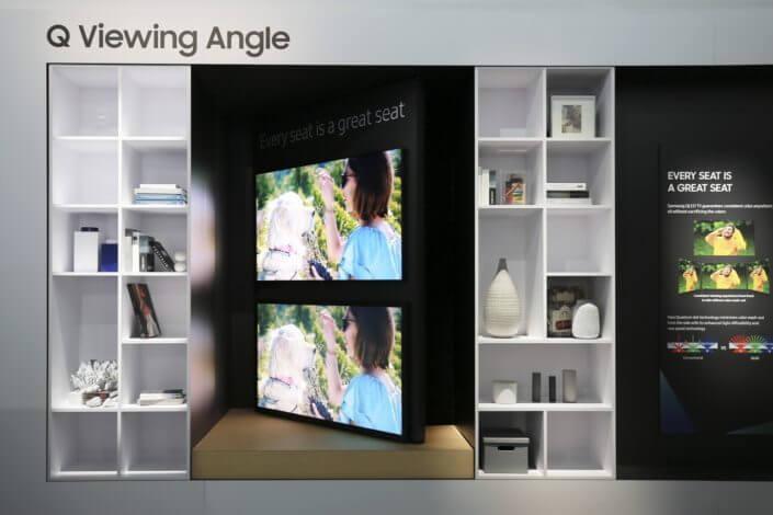 TV QLED Samsung 3 - Entenda como funciona o QLED das TVs Samsung