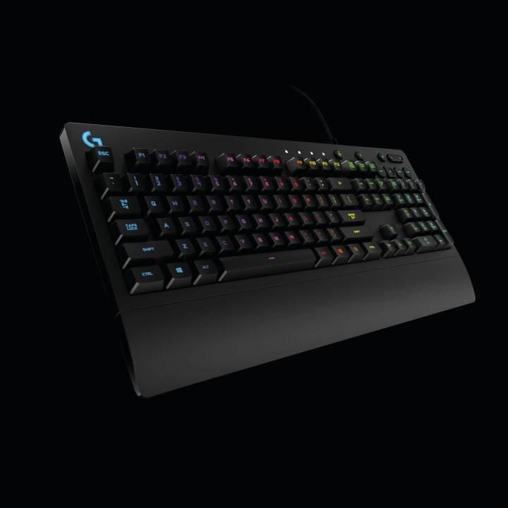 Teclado G213 Prodigy Logitech RGB 720x720 - Logitech apresenta novos produtos para 2017