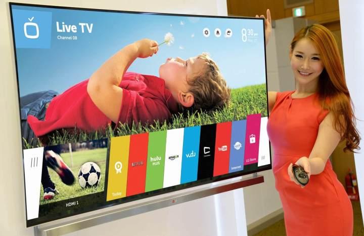 Webos LG 720x466 - CES 2017: Smart TVs Super UHD com Nano Cell da LG são anunciadas