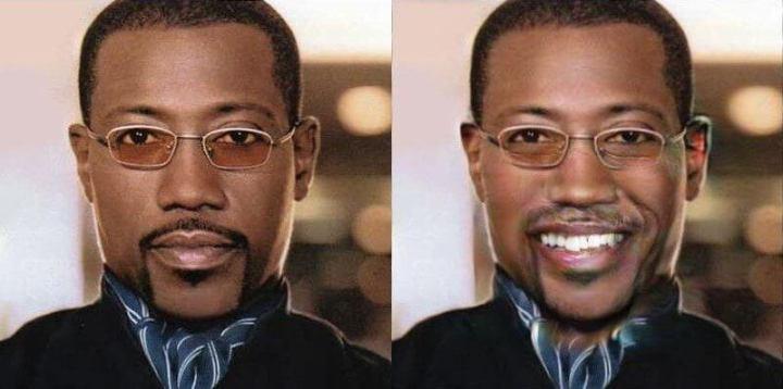 Wesley Snipes 720x358 - Este app coloca um sorriso no rosto de qualquer pessoa usando redes neurais