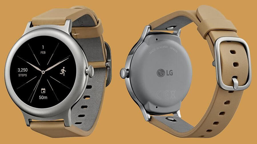 lg watch - LG pode anunciar dois smartwatches com Android Wear 2.0 no dia 9 de fevereiro