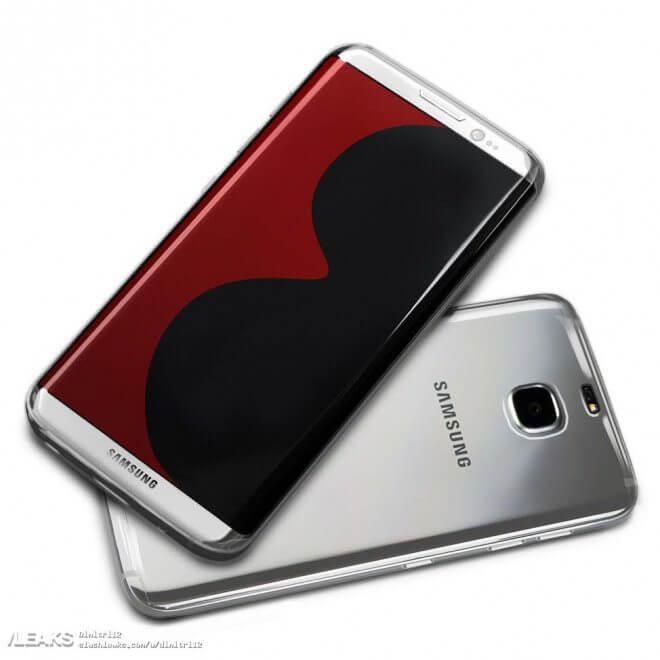s8 1 - Vaza o possível design final do Samsung Galaxy S8