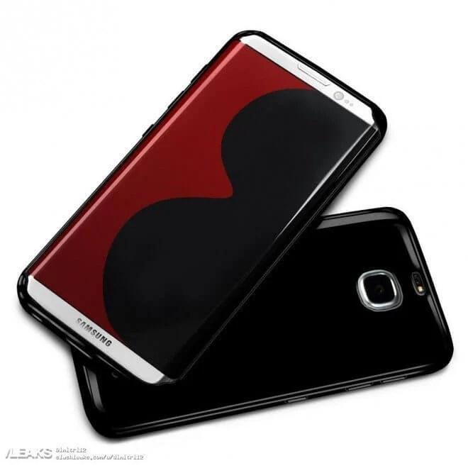 s8 2 - Vaza o possível design final do Samsung Galaxy S8