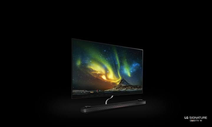 """signature medium02 720x432 - CES 2017:  """"Wallpaper TV"""" da LG possui o display mais fino já criado"""