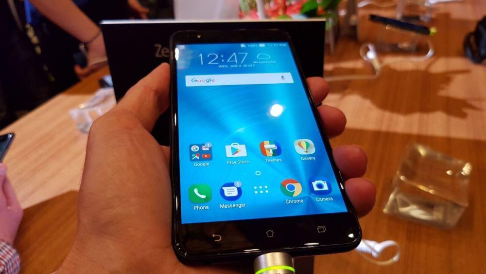 zenfone 3 zoom tela melhor - Asus anuncia ZenFone 3 Zoom no Brasil; confira todas as novidades
