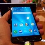 zenfone 3 zoom tela melhor - ASUS apresenta 2 novos smartphones na CES 2017