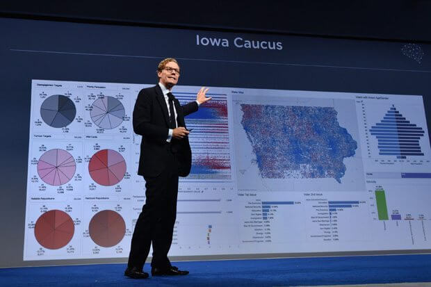 Cambridge Analytica trump