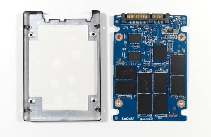 Componentes do WD Blue