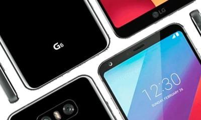 LG G6 Leaked EvLeaks SMT - Esta é a primeira imagem do LG G6