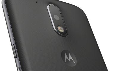 Moto G4 Black Back Detail - Vaza imagem do Moto G5 Plus revelando detalhes do aparelho