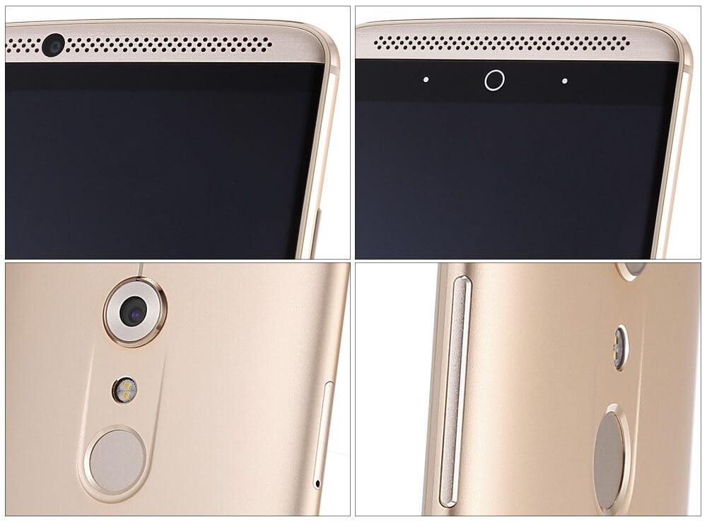 axon7 3 - ZTE AXON 7 vem com Snapdragon 820 e está com preço competitivo