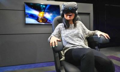 Chega de óculos 3D! É a hora dos cinemas VR