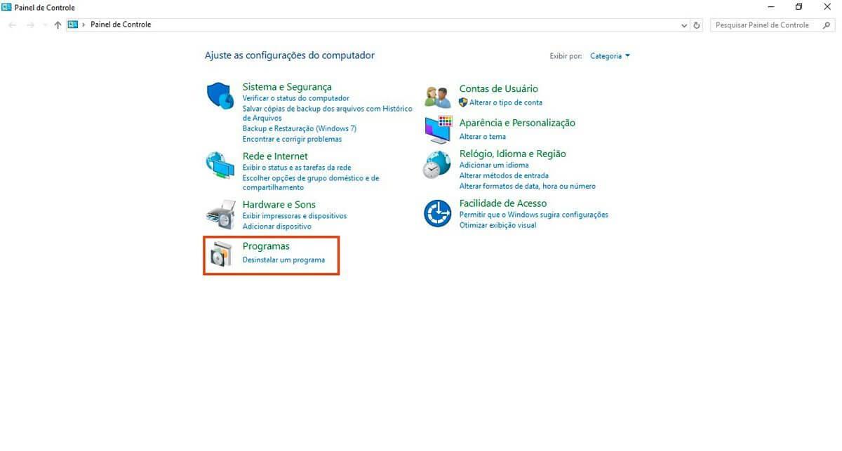 desintalar um programa - Tutorial: Como remover o Internet Explorer do Windows 10