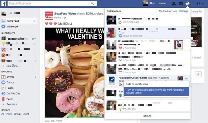 feicebruqui 720x426 - Tutorial: Como desativar vídeos ao vivo no Facebook e Instagram