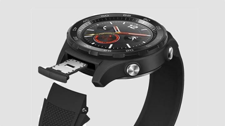 huawei watch 2 2 1487894807 QVhz column width inline 720x404 - Huawei Watch 2 terá visual esportivo, conexão 4G e será apresentado na MWC 2017