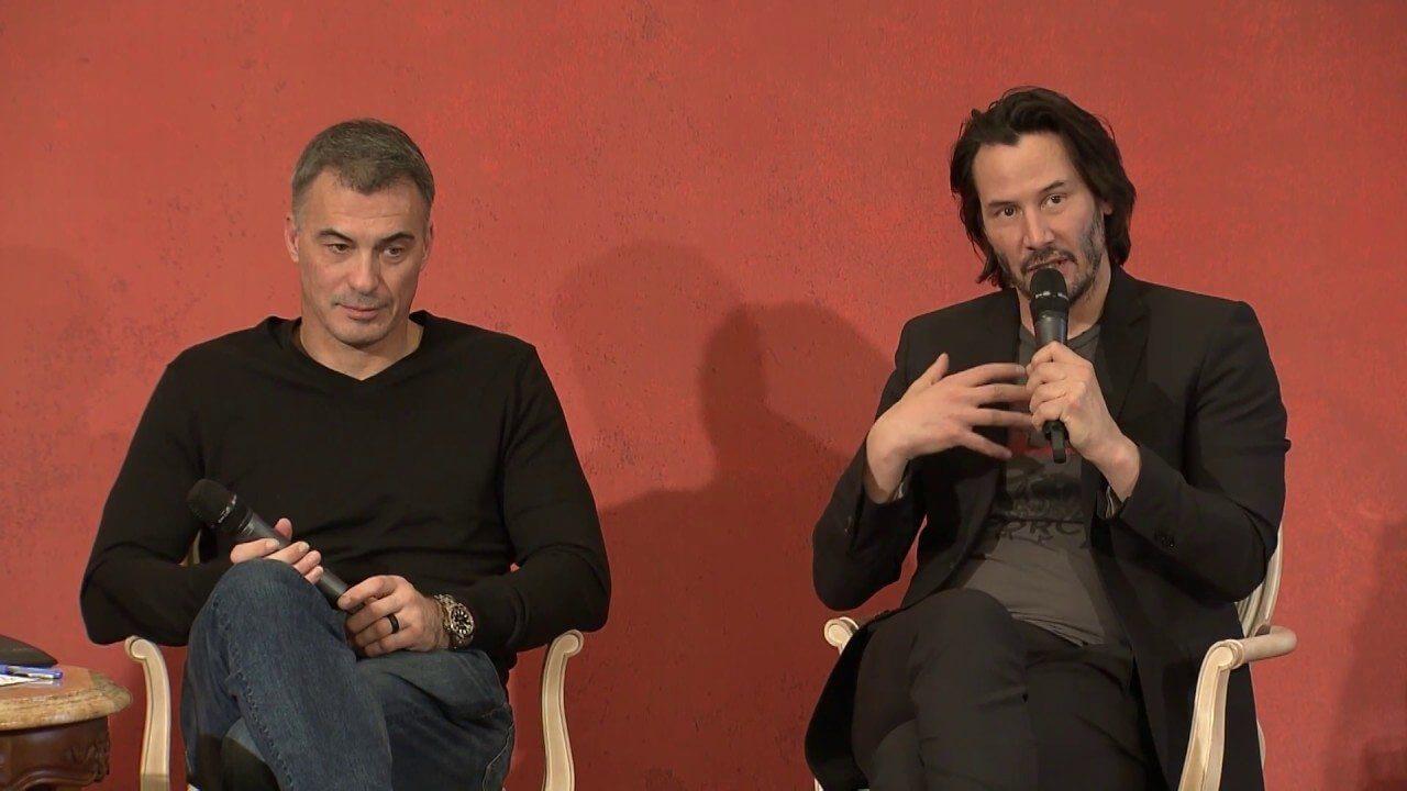 """maxresdefault 1 - Keanu Reeves e diretor de """"John Wick 2"""" já têm planos para um terceiro filme"""