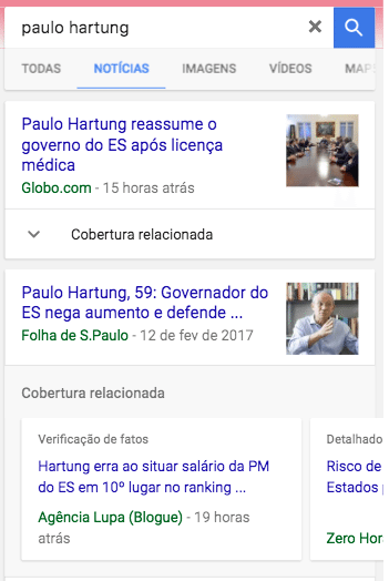 Google lança ferramenta contra fake news