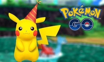 Comemoração ao Dia de Pokémon vai ter festa em Pokémon Go e Nintendo Direct