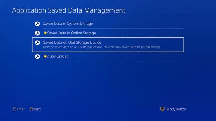 ps4 4.50 - Atualização do Playstation 4 adiciona suporte para HDs externos de até 8 TB