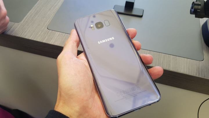 2 2 - HANDS-ON: Primeiras impressões do Galaxy S8
