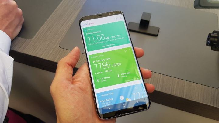 5 1 - HANDS-ON: Primeiras impressões do Galaxy S8