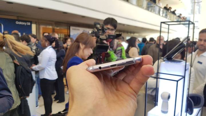 7 1 - HANDS-ON: Primeiras impressões do Galaxy S8