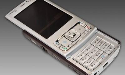 Nokia N95 lançamento